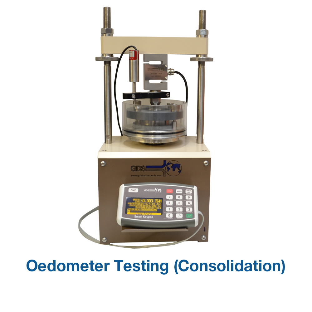 Image 2 of GDS Automatic Oedometer System