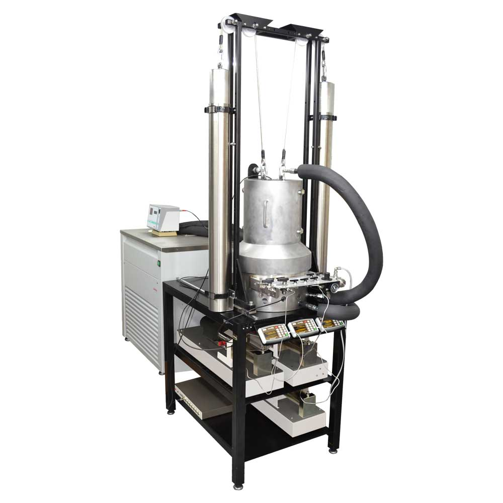 Environmental Triaxial Testing System