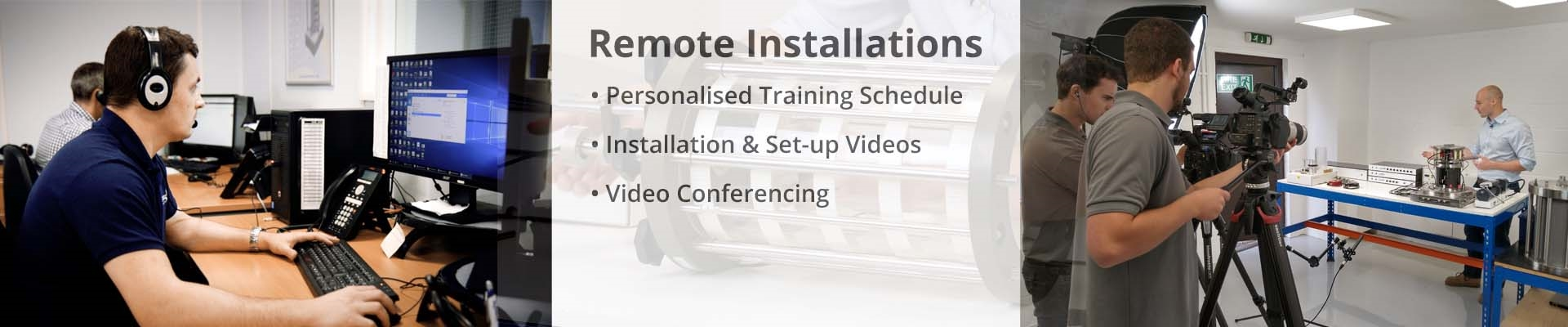Remote Installations