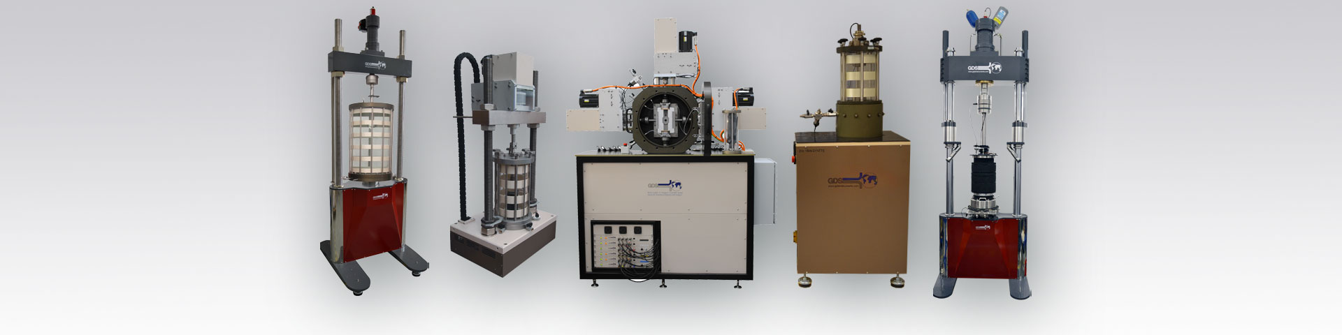 GDS Has Supplied Over 300 Dynamic Triaxial Testing Systems Worldwide