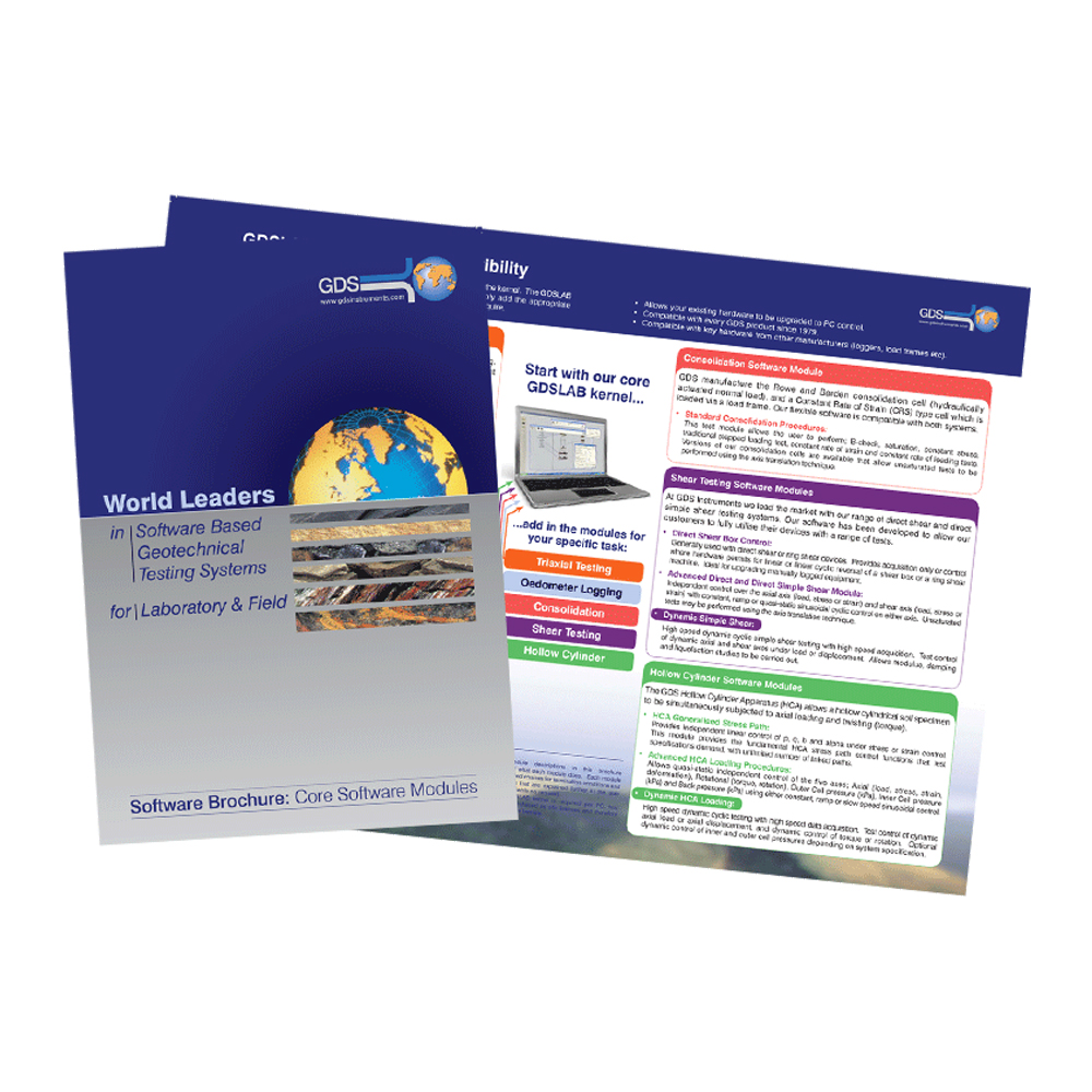 Gds Software Brochure